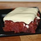 Copycat Red Velvet Poke Cake