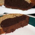 Mandel- und Kokosmehl Marmorkuchen (Low Carb)