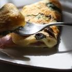 Omelette in allen möglichen Varianten