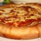 Deep Dish Pan Pizza - oder Lecker Pizza