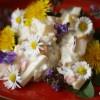 Kohlrabi-Steckrüben-Salat Low Carb