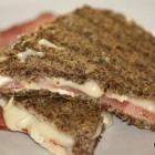 Ein-Minuten-Leinsamen-Brot Low Carb