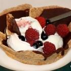 Eiswaffeln / Dessertwaffeln (Low Carb)