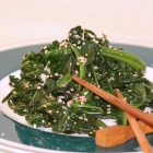 Koreanischer Spinatsalat - SiGuemChi NaMul (Low Carb / Keto)