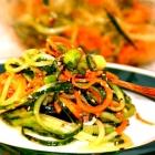 Asiatischer Gurkensalat (Low Carb / Keto)