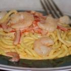 Quark-Spaghetti - nachgekocht - (Low Carb / Keto)