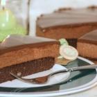 Simply Keto Triple Chocolate Cake - Copycat - (Low Carb / Keto)