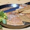 Kartoffelfaser-Macadamia-Pfannenbrot (Low Carb / Keto)