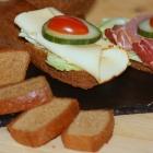 Macadamia-Brötchen (Low Carb / Keto / Laktosefrei)