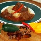 Orientalisches Rindergulasch aus dem Slow Cooker