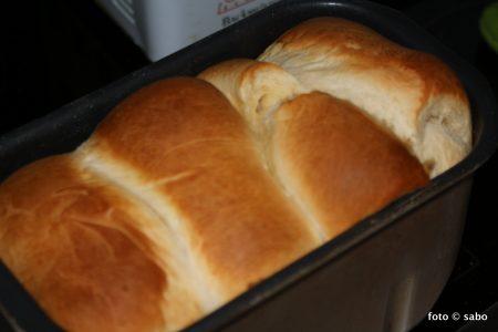 Japanisches Hokkaido Milch-Toastbrot