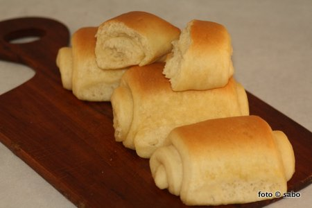 Lion House Dinner Rolls ( Butterige Brötchenrollen)