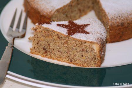 Mallorquinischer Mandelkuchen (Low Carb)