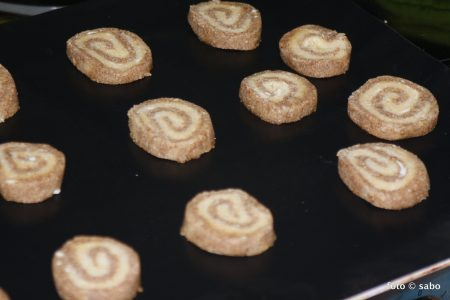 Cappuccino-Swirl (Low Carb / Keto)