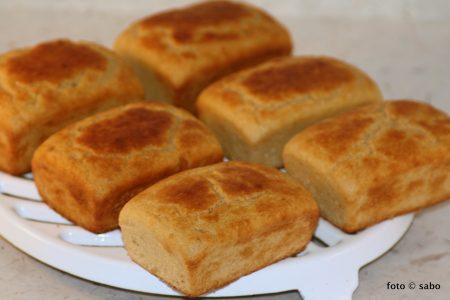 Kartoffelfaser-Brötchen (Low Carb / Keto)