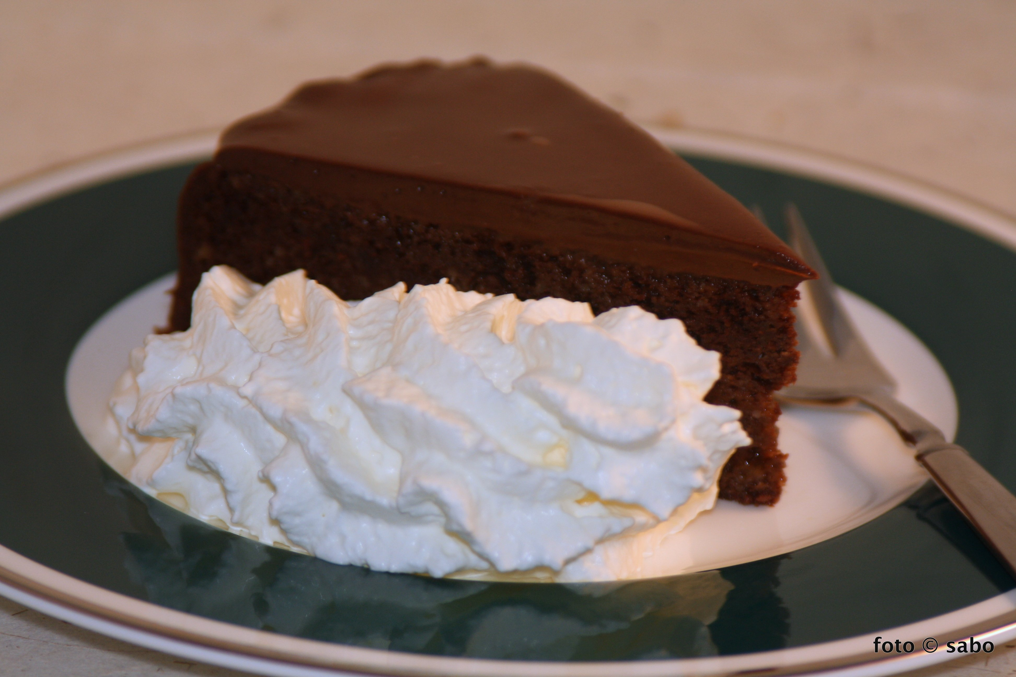 Sachertorte (Low Carb / LCHF)