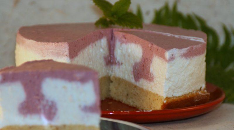 "Cheesecake ""Vanilla Heaven"" (Low Carb / Keto)"