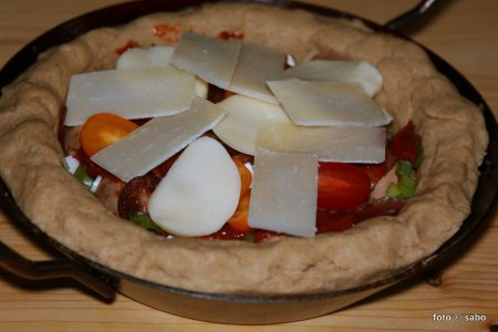 käse pizza mit käserand rezepte