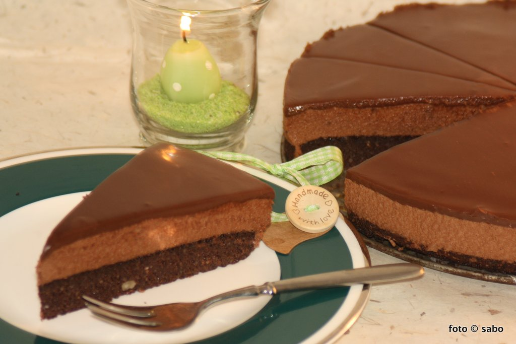 Simply Keto Triple Chocolate Cake – Copycat – (Low Carb / Keto)