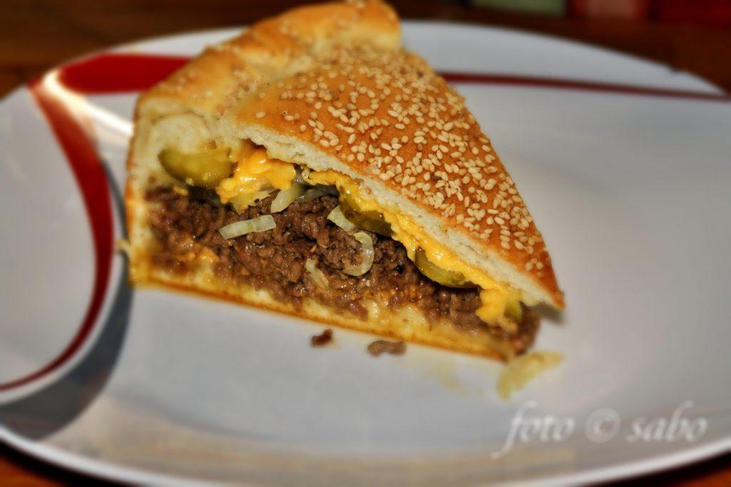 Cheeseburgerkuchen