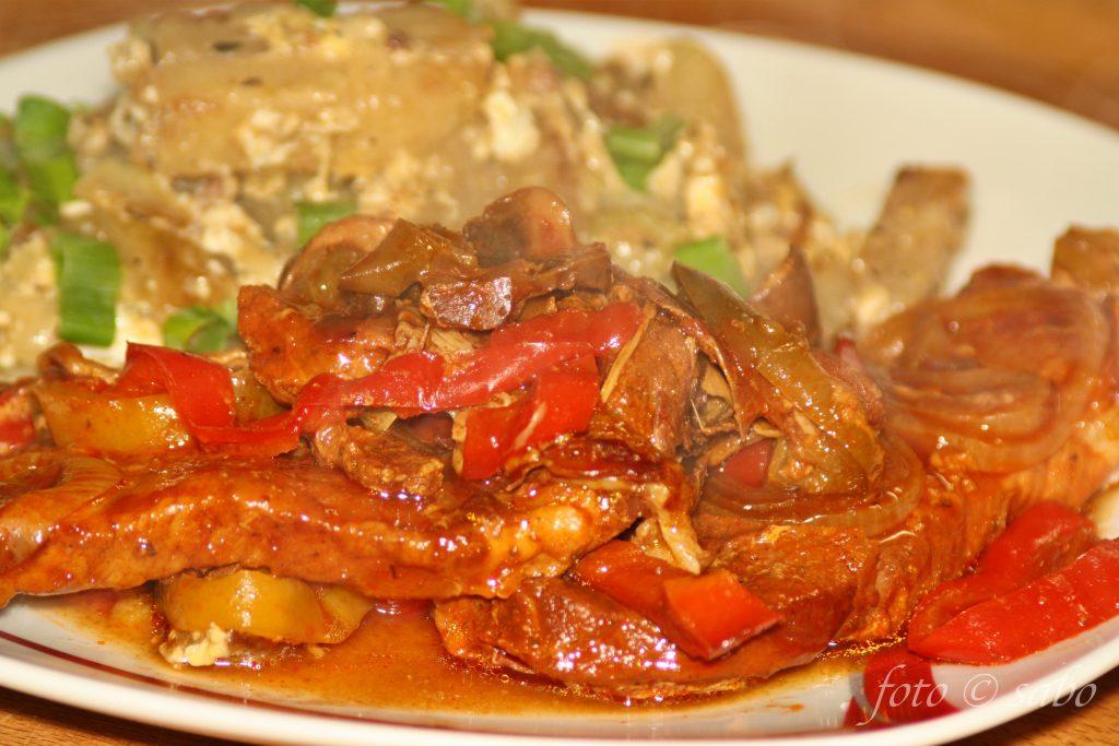 Schichtfleisch aus dem Instant Pot (Low Carb / Keto)